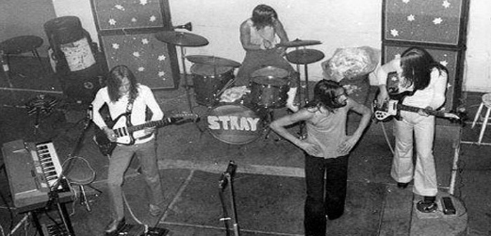 STRAY – The Early Years