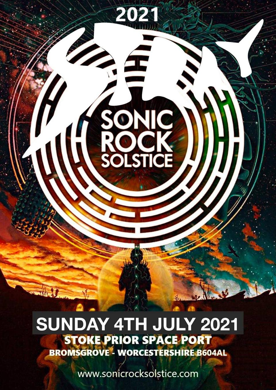 Sonic Rock Solstice 2021