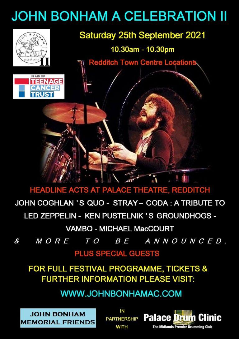John Bonham – A Celebration II